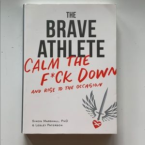 The Brave Athlete Book